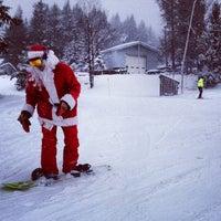 Photo taken at Hunter Mountain Ski Resort by Misshattan on 12/28/2012