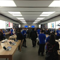 Photo taken at Apple Pacific Centre by Anton B. on 2/18/2013