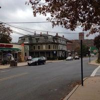 Photo taken at Milford, NJ by Doug A. on 10/30/2013