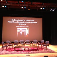 Photo taken at Asia Society New York by Takeshi F. on 9/27/2012