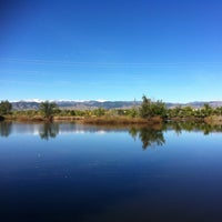 Photo taken at Walden Ponds Wildlife Habitat by Robert R. on 10/6/2013