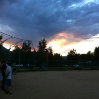 Photo taken at Martin Park by Robert R. on 8/20/2013