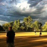 Photo taken at Martin Park by Robert R. on 8/6/2013