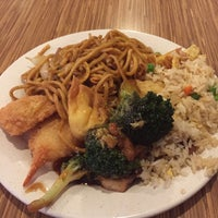 Photo taken at Sakura Buffet by Cathy on 4/25/2015