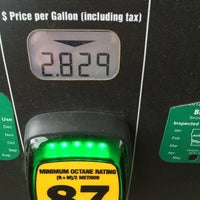 Photo taken at Hy-Vee Gas by Tom H. on 5/16/2014