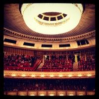 Photo taken at Vienna State Opera by Tatiana on 11/23/2012