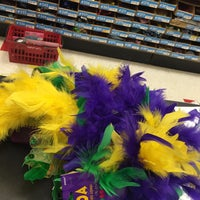 Photo taken at Party City by Heidi M. on 2/4/2016