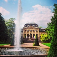 Photo taken at Orangerie by Kersti A. on 1/7/2013