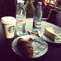 Photo taken at Starbucks by Diana🎀 on 10/23/2012