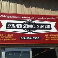 Photo taken at Skinner Service Center by Karl S. on 5/3/2013