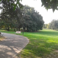 Photo taken at Parco Nord by Lesley F. on 10/6/2014
