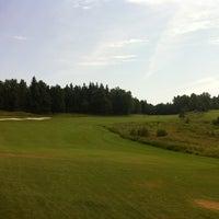 Photo taken at Ypsilon Golf Resort Liberec by Jan J. on 7/28/2013