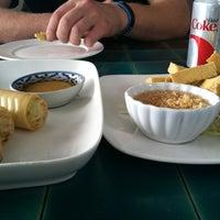 Photo taken at Lemongrass Thai by Victoria on 12/15/2012
