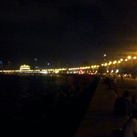 Photo taken at Marine Drive by Dhawal D. on 5/19/2013