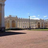 Снимок сделан в Александровский дворец пользователем Maria S. 6/15/2013