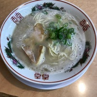 Photo taken at 九州長浜ラーメン 南州屋 by Sunao I. on 12/3/2017