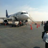Photo taken at Aeropuerto El Loa (CJC) by Joss on 3/7/2013