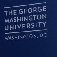 Photo taken at The George Washington University by Yusa on 1/19/2013