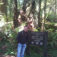 Photo taken at Del Norte Coast Redwood State Park by Gee D. on 5/28/2014