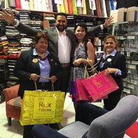 Photo taken at Rex Fabrics by Rex F. on 10/24/2015