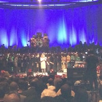 Photo taken at The Fountain of Praise by Dianna on 12/10/2012