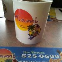 9/29/2012 tarihinde Flavio J. M.ziyaretçi tarafından Miami Deli'de çekilen fotoğraf