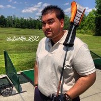 Photo taken at Turtle Cove Driving Range by Daniel L. on 6/15/2013