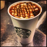 Photo taken at Starbucks by Anthony F. on 2/14/2013