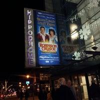 Photo taken at Birmingham Hippodrome by Mike K. on 1/5/2013