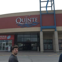 Photo taken at Quinte Mall by Joanne J. on 5/15/2016