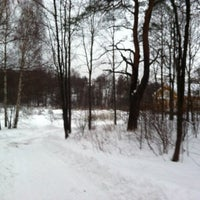 Photo taken at Annalan viljelyspalstat by Karri L. on 12/27/2012