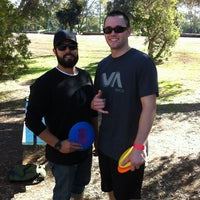 Photo taken at Morley Field Disc Golf Course by Josh on 10/27/2012