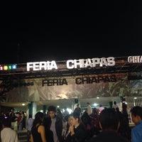 Photo taken at Feria Chiapas 2015 by Jonathan M. on 12/16/2014