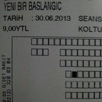 Photo taken at Konak Sineması by Mehmet G. on 6/30/2013
