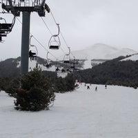 Photo taken at Polat Erzurum Resort Hotel by Abdurrahman on 1/27/2013