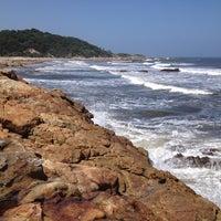 Photo taken at Leisure Bay Beach by Joe P. on 12/8/2012