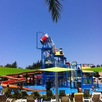 Photo taken at Fasouri Watermania Waterpark by Anna D. on 6/23/2013