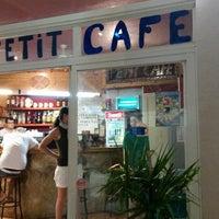 Photo taken at Petit Cafe by Pat B. on 9/8/2013