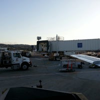 Photo taken at Gate 32A by O-Town on 6/5/2013