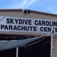 Photo taken at Skydive Carolina by David on 3/8/2014