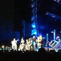 Photo taken at PNC Music Pavilion by David on 10/26/2012