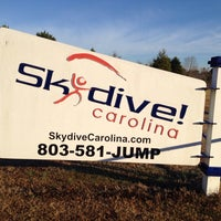 Photo taken at Skydive Carolina by David on 11/9/2013