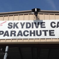 Photo taken at Skydive Carolina by David on 4/13/2014