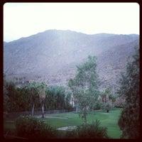 Photo taken at Hyatt Palm Springs by Terra on 7/11/2013