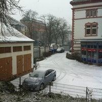 Photo taken at Prinz-Carl-Anlage by Cata L. on 3/12/2013