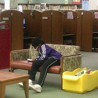 Photo taken at Bluebonnet Regional Branch Library by Frances S. on 11/20/2012