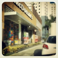 Photo taken at McDonald's by Marina C. on 11/25/2012