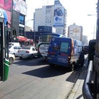 Photo taken at Av. Cabildo y Av. Juramento by Esteban S. on 4/23/2013