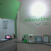 Photo taken at EVS - Espaço Vida Saudável Herbalife by Flavio T. on 7/9/2014