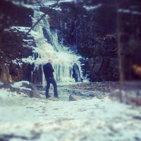 Photo taken at South Mountain Reservation by Mikaila M. on 1/4/2013
